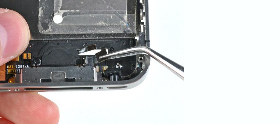 Tutoriel de réparation du bouton home iPhone 4