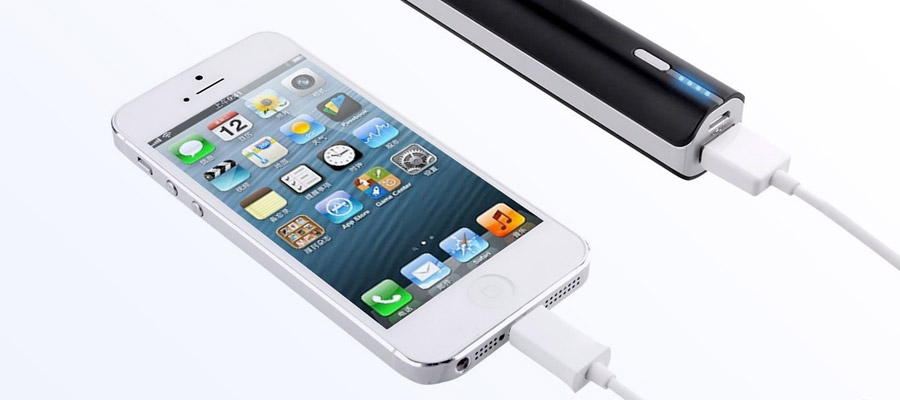Batterie externe pour iPhone 4