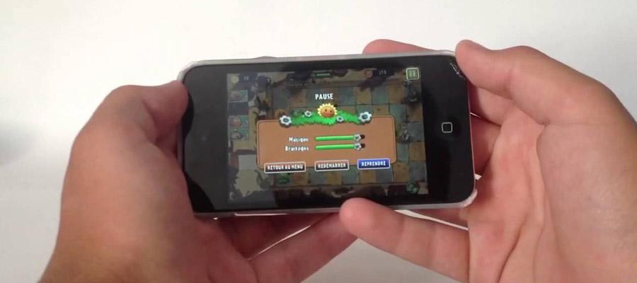 Les meilleurs jeux gratuits sur iPhone 5S