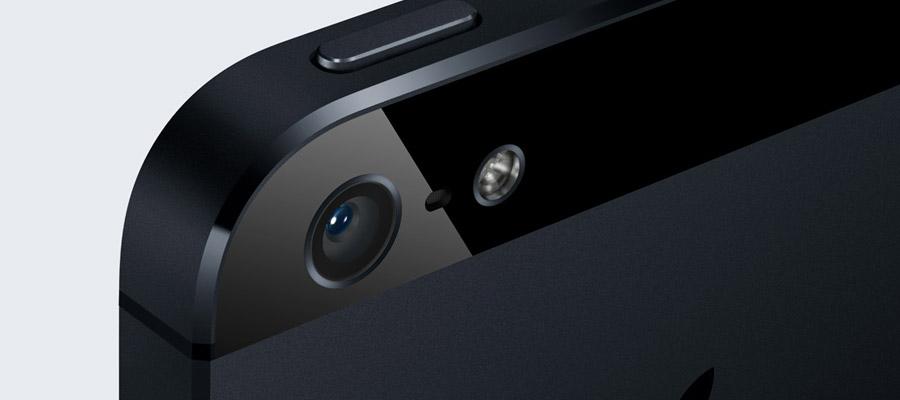 L'appareil photo de l'iPhone 5S