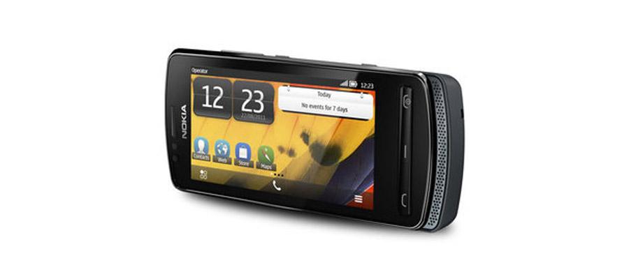 ècran du Nokia E7kia-E7