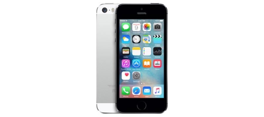 nécessaire de l'iPhone 5S