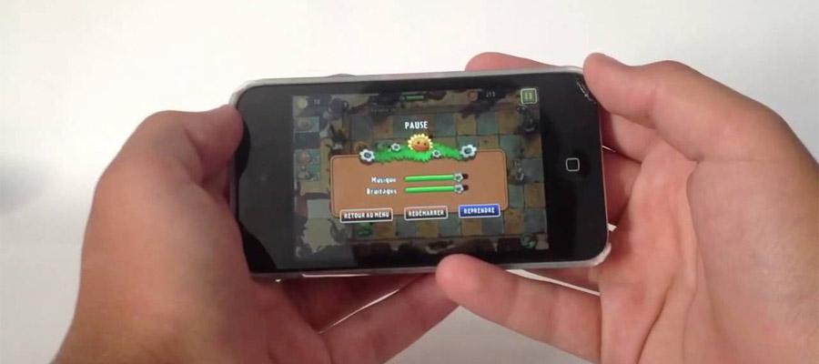 jeux gratuits iPhone 5S