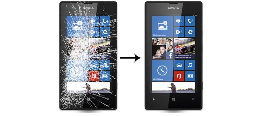 écran tactile Nokia