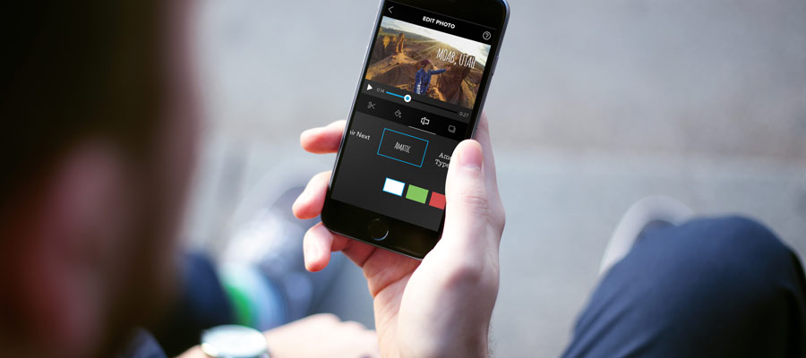 L'application Vidéos